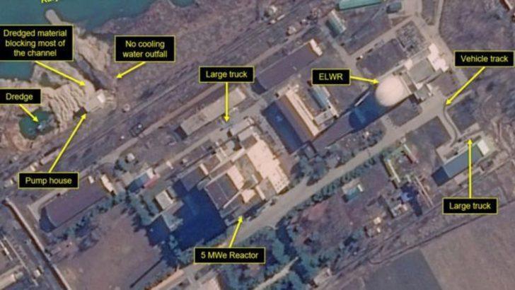 Kuzey Kore'nin ana nükleer tesisinde 'faaliyet başladı'