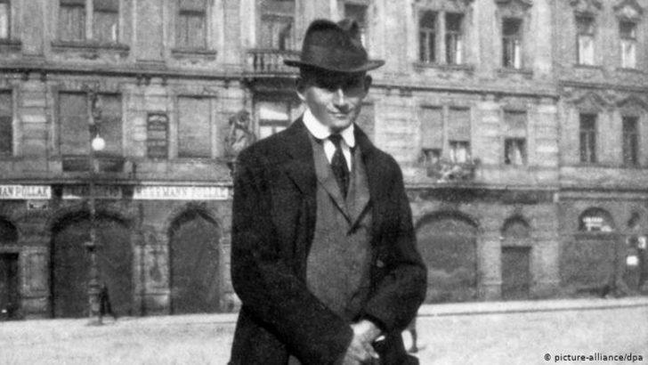 Kafka'nın yıllardır saklanan eserleri gün yüzüne mi çıkıyor?