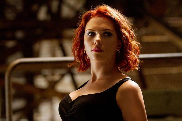 Hayranları Scarlett Johansson'ın boyunu duyunca...