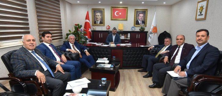 """AK Parti Mardin İl Başkanı Kılıç: """"AK Parti olarak farkımızı ortaya koyacağız"""""""