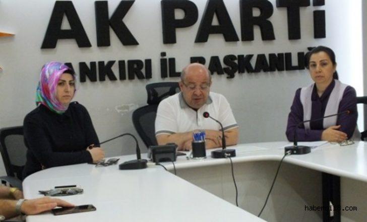 AK Parti Çankırı İl Başkanı Kaman istifa etti!