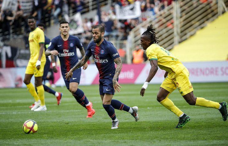 Nantes 3-2 PSG
