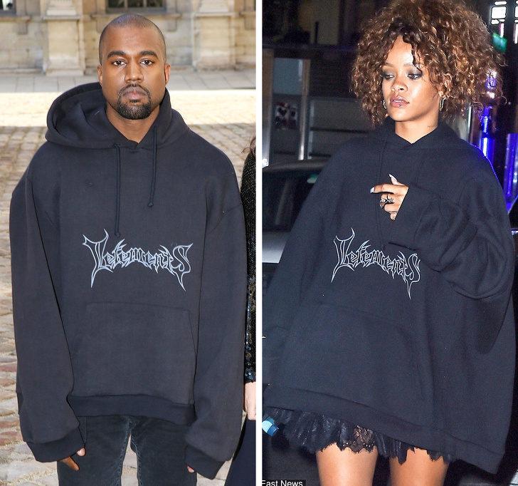 Rihanna ve Kanye West