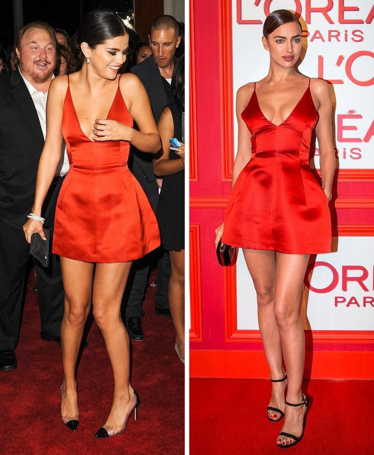 Selena Gomez ve Irina Shayk
