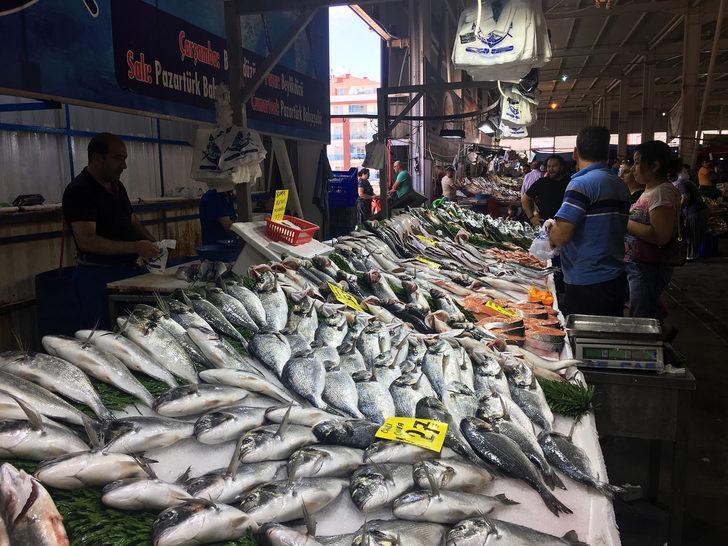 Nisan ayında balık yenir mi?