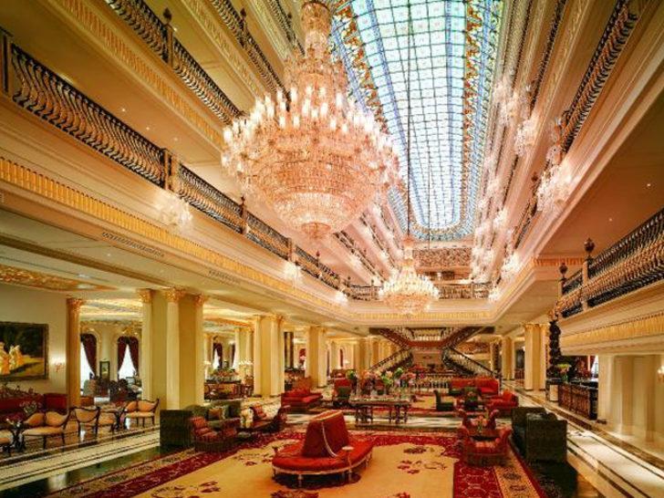 Titanic Mardan Palace ay sonunda açılıyor