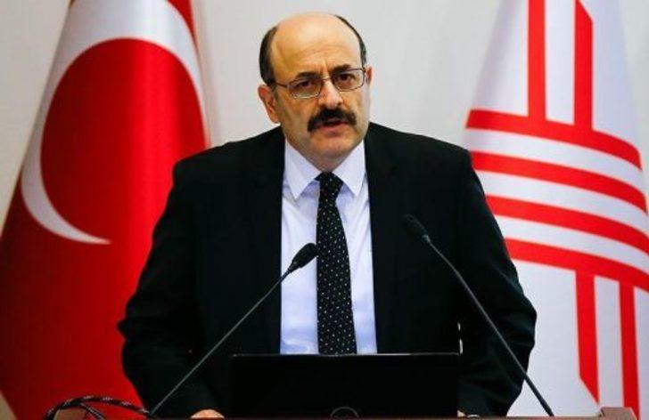 YÖK Başkanı Yekta Saraç'tan 'yeni sistem' açıklaması