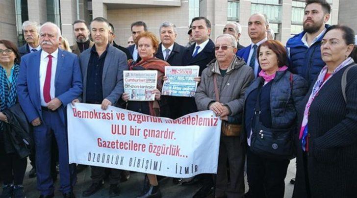 Sözcü Gazetesi sahibi ve yazarları hakkında istenen ceza belli oldu