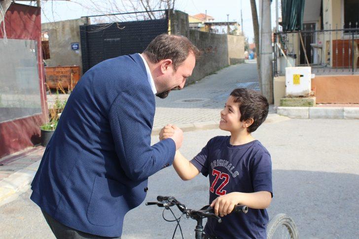 Çiğli'de çocuk şenliği başlıyor