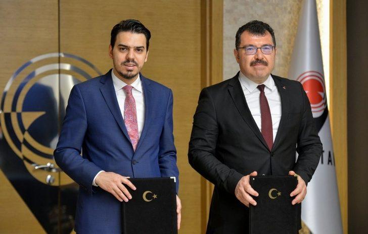 YTB ile TÜBİTAK arasında işbirliği protokolü imzalandı