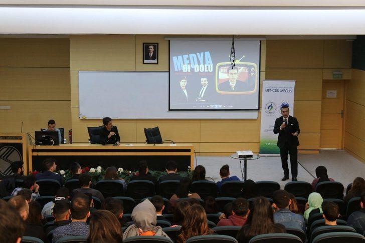 Bi' Dolu Medya isimli etkinlik düzenlendi