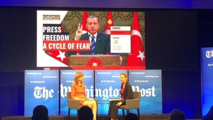 Türkiye'nin Basın Özgürlüğünde 'Durumu Zor'