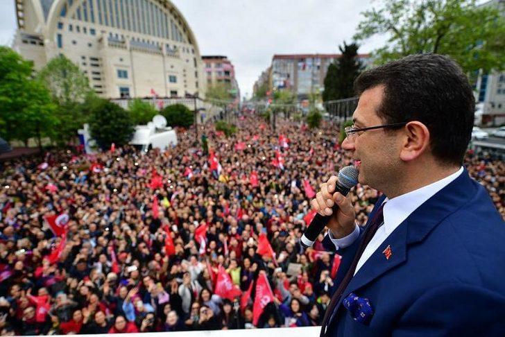 Ekrem İmamoğlu'nun miting programı açıklandı