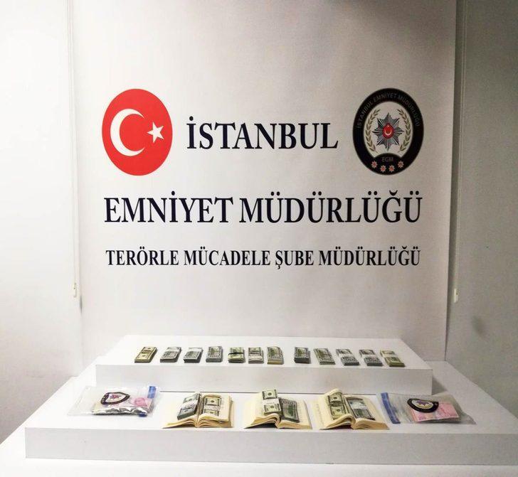 İstanbul'da FETÖ operasyonu! Yüklü miktarda parayla yakalandı