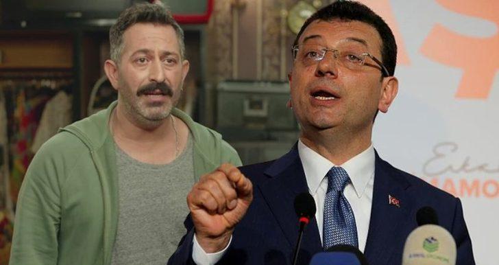 Hilal Cebeci, İmamoğlu'nu tebrik eden Cem Yılmaz'a ateş püskürdü: Yalaka