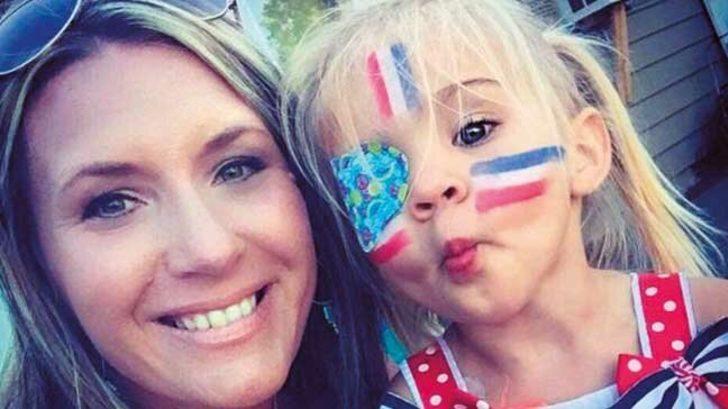 Kızının kanserini çekilen selfiden anladı