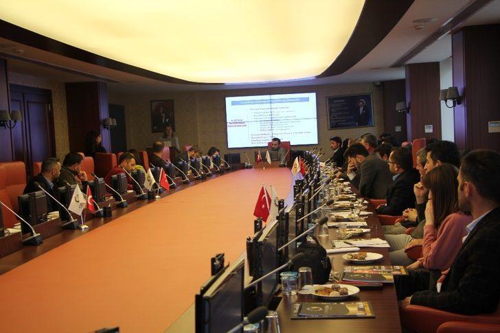 Mobilya, Orman Ürünleri ve Ahşap İşlemeciliği sektörü Çerkezköy'de toplandı
