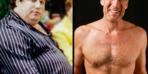 Diyetsiz 99 kilo verdi! Sırrı ise…