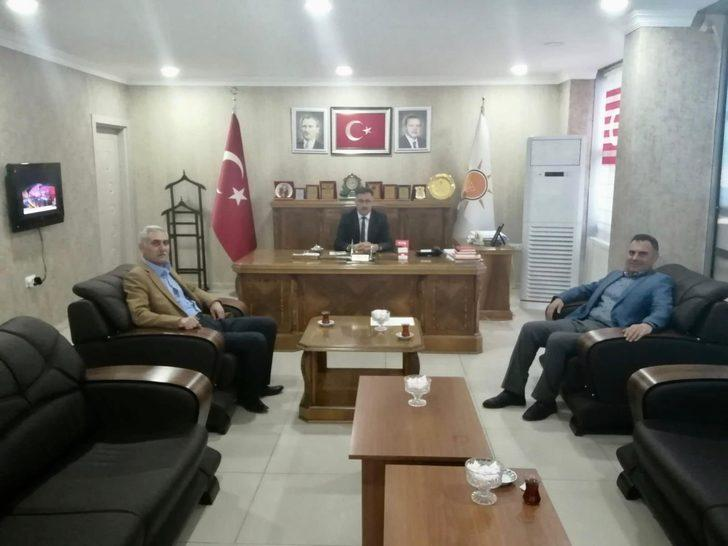 MHP'den istifa edip AK Parti'ye geçtiler!