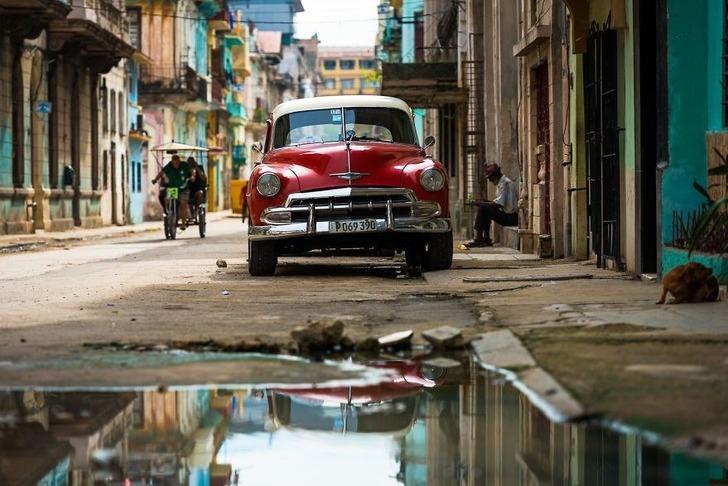 Zamanın durduğu muhteşem ülke Küba