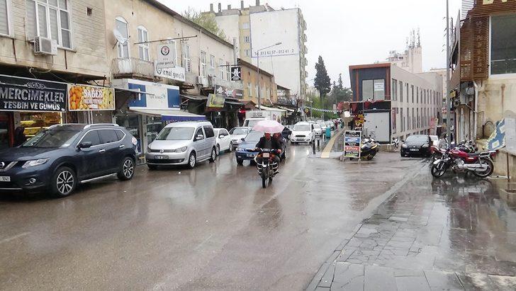 Kilis'te son 60 yılın yağış rekoru