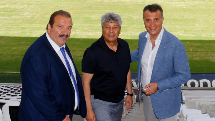 Ve Beşiktaş'tan resmi Lucescu açıklaması geldi!