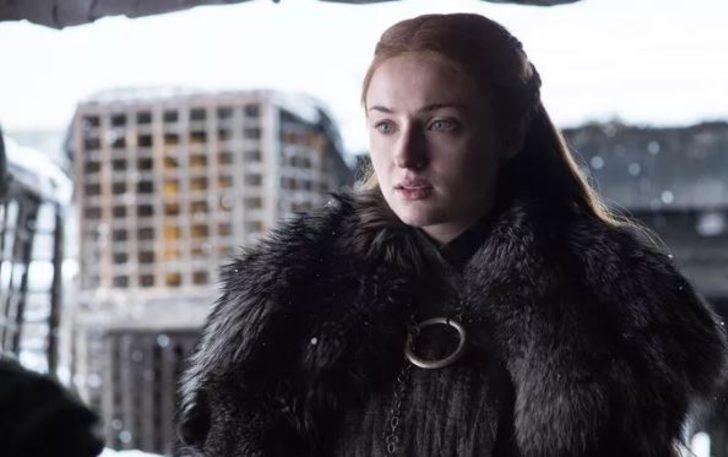 Game of Thrones'un Sansa'sı Sophie Turner'dan şaşırtan itiraf