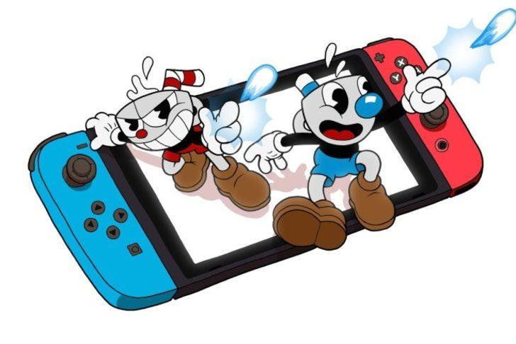 Nintendo Switch için Cuphead eShop'taki yerini aldı