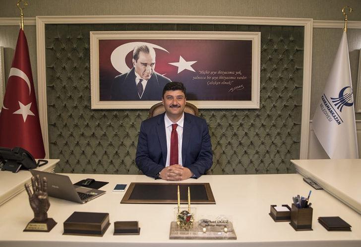 Kahramankazan Belediye Başkanı Serhat Oğuz'dan esnafı sevindirecek karar