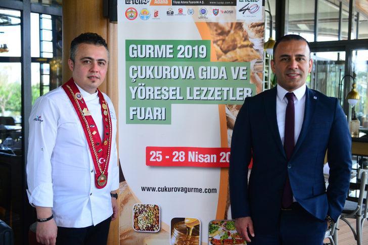 Adana'da GURME 2019 Fuarı, 30 bin ziyaretçi hedefliyor