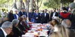 Başkan Batur'dan Muhtarlara teşekkür