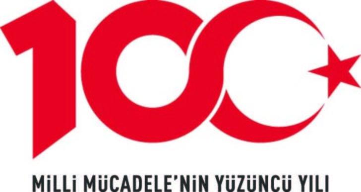 19 Mayıs 1919'un 100'üncü yılına özel logo hazırlandı