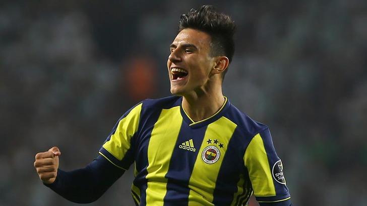 Fenerbahçeli futbolcu Eljif Elmas'tan Galatasaray'a gönderme