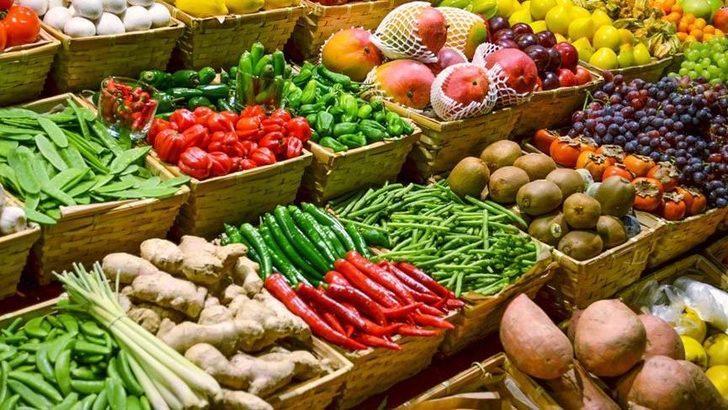 Bahar aylarında sebze tüketimine dikkat!