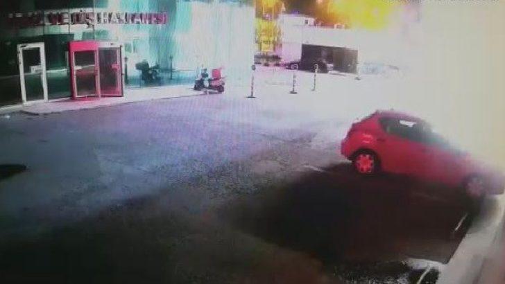 İstanbul'da dehşet! Vurduğu eşini hastane önüne bırakıp kaçtı
