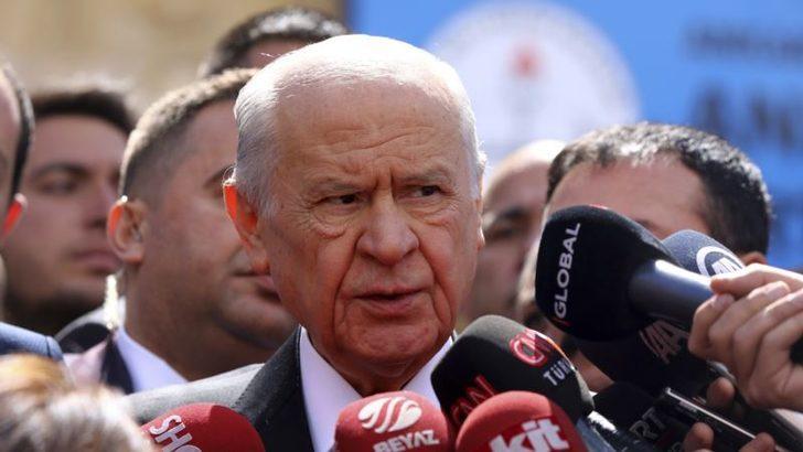 Bahçeli İstanbul'da Seçimin Yenilenmesi Israrını Sürdürüyor