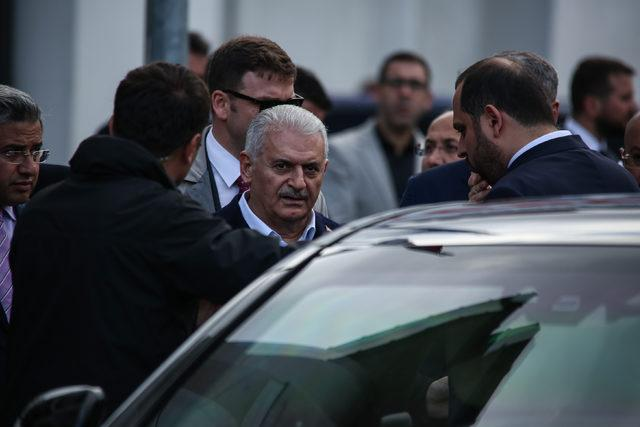 Cumhurbaşkanı Erdoğan'ın İBB Meclis Üyeleri ve İlçe Belediye Başkanlarıyla yaptığı toplantı sona erdi