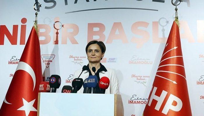Canan Kaftancıoğlu'ndan AK Parti'nin YSK'ya sunduğu ek dilekçeye tepki