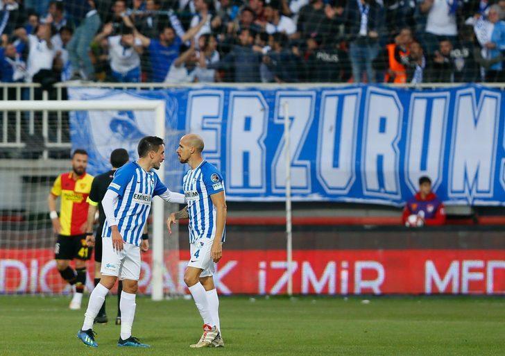 Göztepe 0 - 1 Erzurumspor