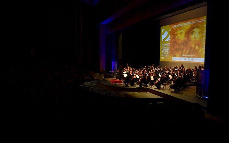 2. Uluslararası Gaziantep Opera ve Bale Festivali