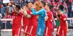 Bayern Münih yerini korudu