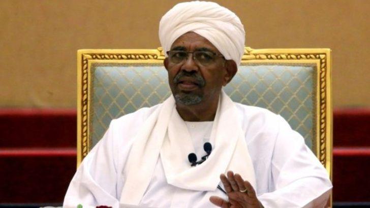 Devrik lider El Beşir'in evinde 130 milyon dolardan fazla nakit bulundu