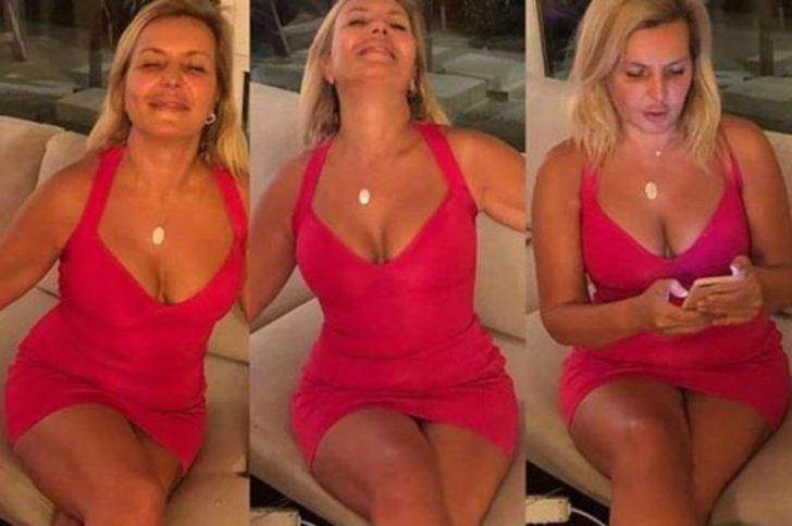 Seda Akgül patladı: Siz kadınlıktan emekli olun...
