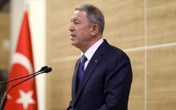 Milli Savunma Bakanı Hulusi Akar'dan Kılıçdaroğlu'na saldırının ardından açıklama