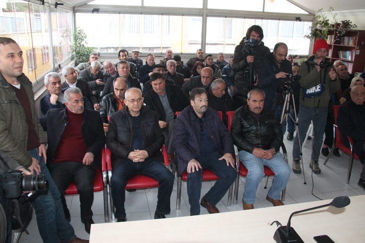 CHP Amasya teşkilatından Kılıçdaroğlu'na saldırıya kınama