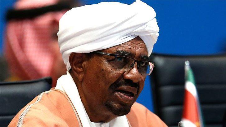 Sudan'da flaş gelişme! Devrik lider hapishanede