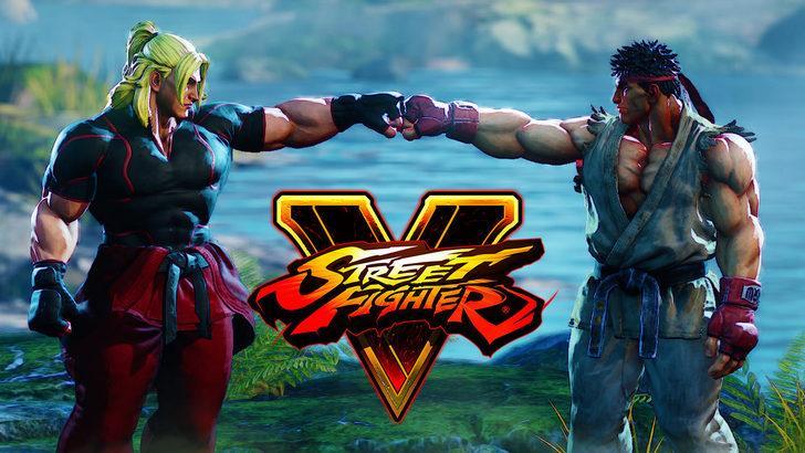 Street Fighter 5, kısa süreliğine ücretsiz