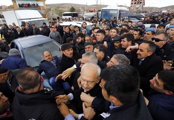 Kemal Kılıçdaroğlu'ndan saldırıya ilişkin flaş açıklamalar