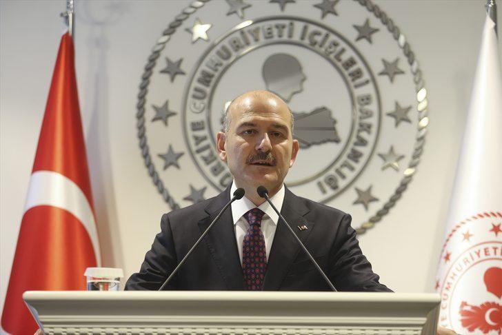 İçişleri Bakanı Soylu: Yalan rüzgarıyla karşı karşıyayız, adli soruşturma devam ediyor