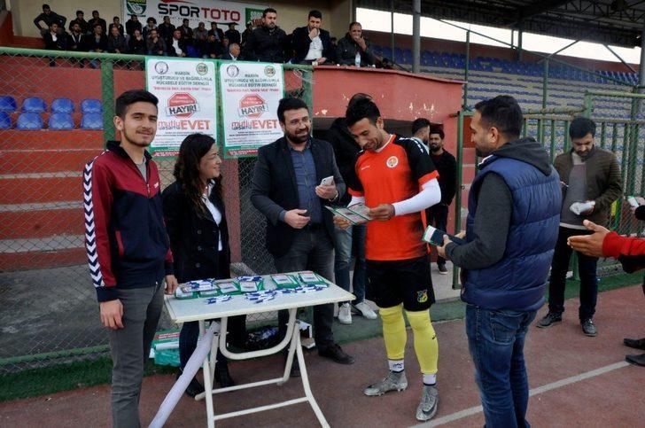 Kızıltepe'de Bağımlılığa Değil Hayata Tutun Projesi